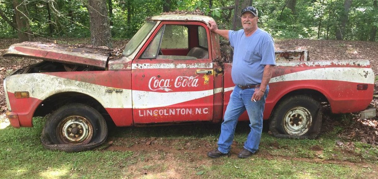 Used Pickup Trucks >> Coke Delivery: 1970 Chevy C-10 Short Bed