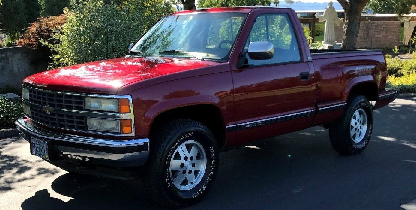47k Miles From New  1990 Chevy 1500 Pickup
