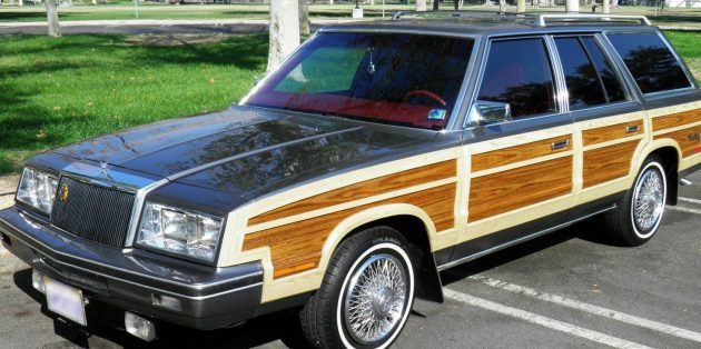 Finest on the Road: 1982 Chrysler LeBaron