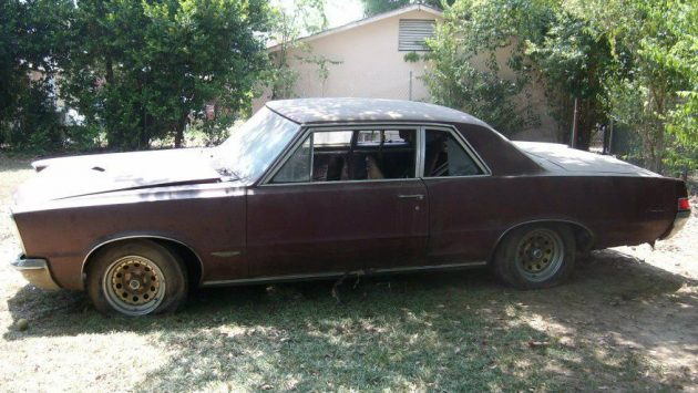 1965 Pontiac GTO — Possible No Reserve Bargain?