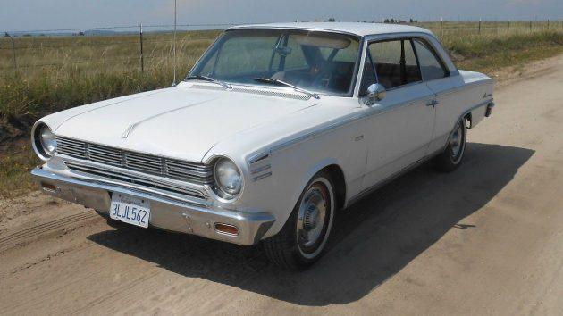 1965 Rambler American 440H Find