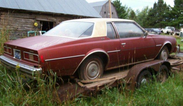 Three Piece Rear Glass 1978 Impala Coupe