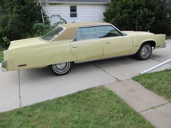 Mr. Lahey's Car: 1978 Chrysler New Yorker