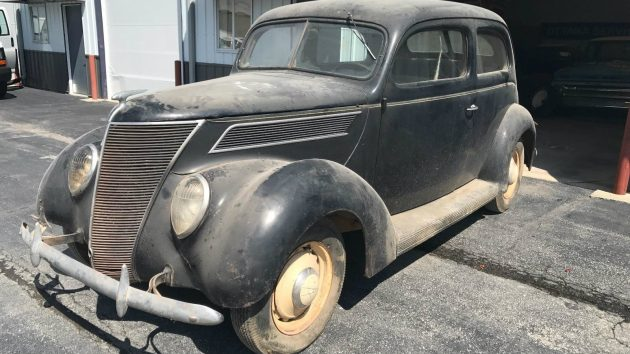 Two Owners From New: 1937 Ford Two-Door