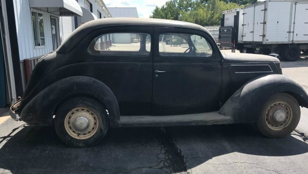 Two owners from new 1937 ford two door for 1937 ford 2 door