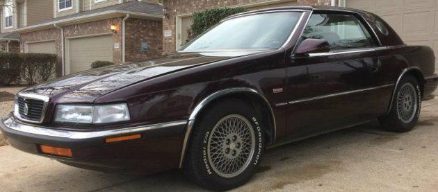16V 5-Speed: Chrysler TC by Maserati