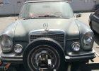 Divider Delete 1966 Mercedes 600