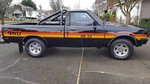 Mighty Survivor: 1983 Mitsubishi Mighty Max