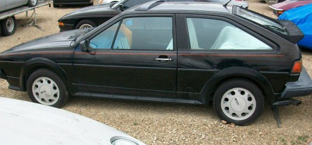 Stuck 16 Valve: 1988 VW Scirocco