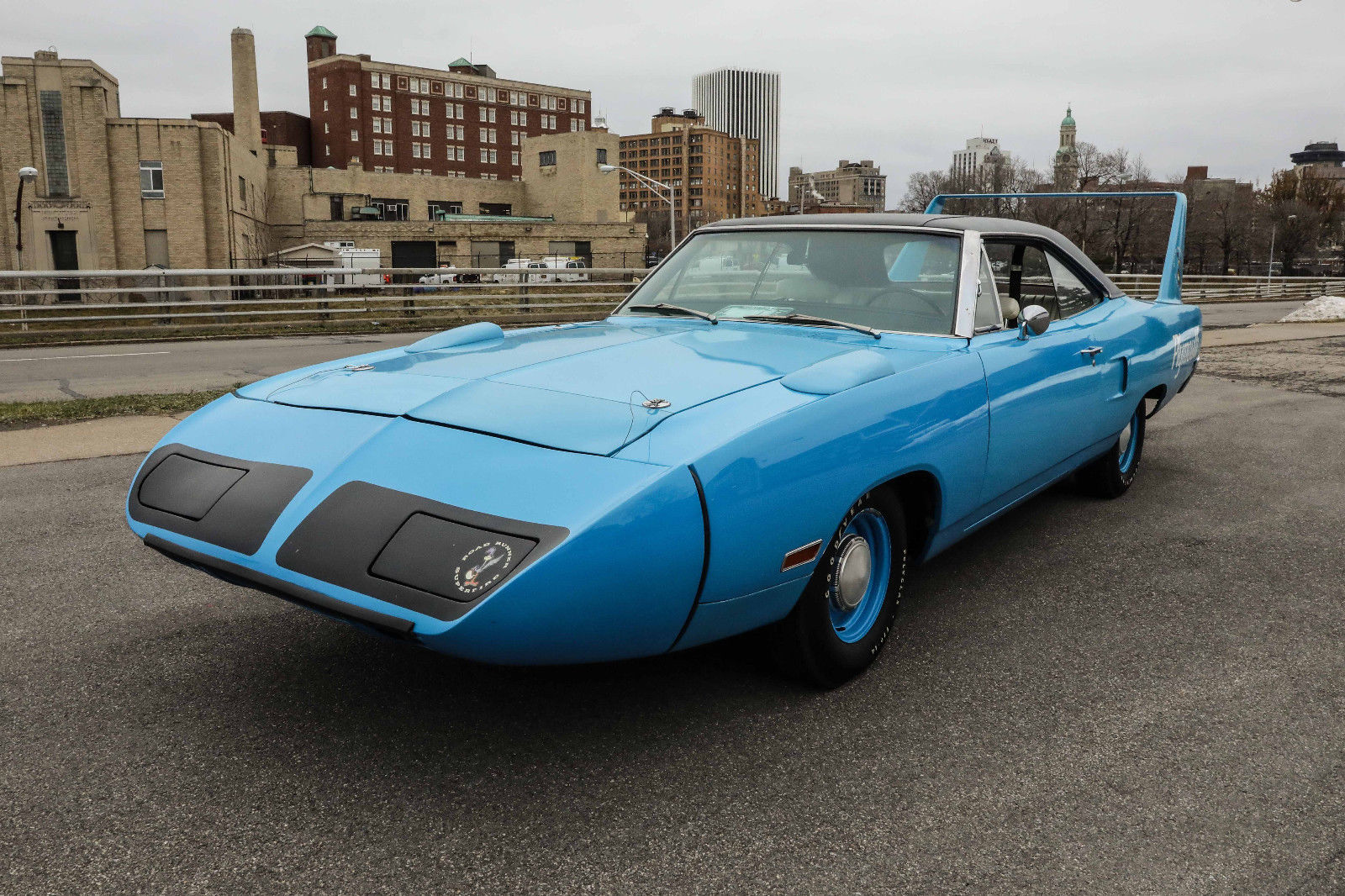 Plymouth Superbird Project Car For Sale
