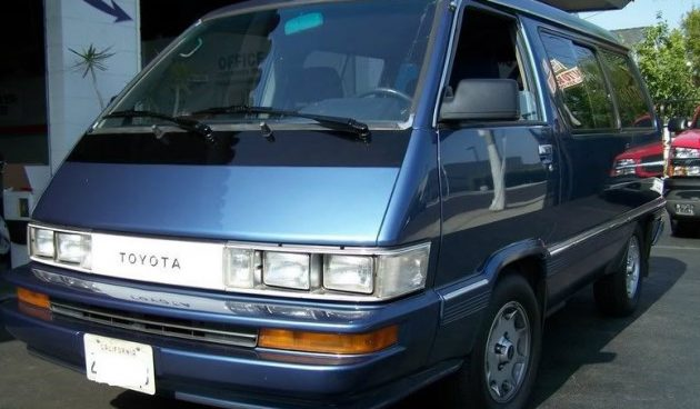 These Eship Like Toyota Vans Also Known As The Vanwagon Or Liteace Overseas Will Never Cease To Intrigue What With Their Flat Noses And