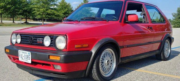 Volkswagen gti 1991
