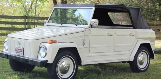 One Southern Owner: 1974 Volkswagen Thing