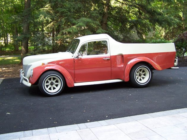 Beetle Truck 1969 Volkswagen Kit Car