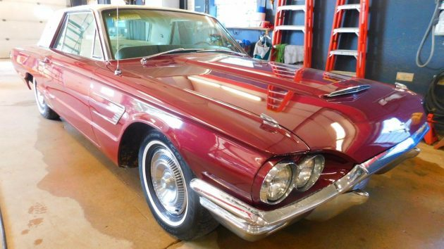 Driver Project: 1965 Ford Thunderbird