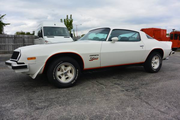 Affordable Muscle Low Mile 1977 Chevrolet Camaro Z28