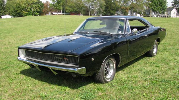 1 Of 2743 1968 Dodge Charger R T