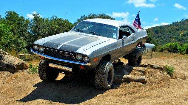 Dodge The Apocalypse 1972 Challenger 4x4