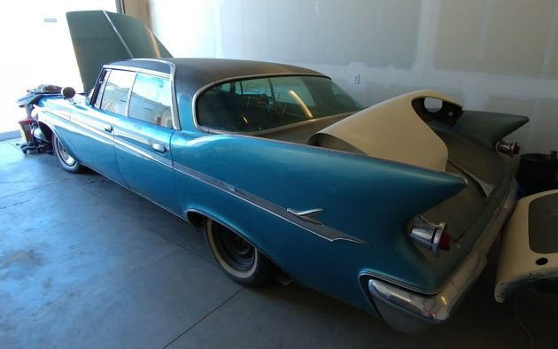 Destined For The Derby: 1961 Imperial