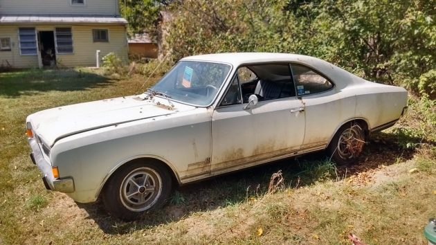 1967 & 1968 Opel Commodore Projects