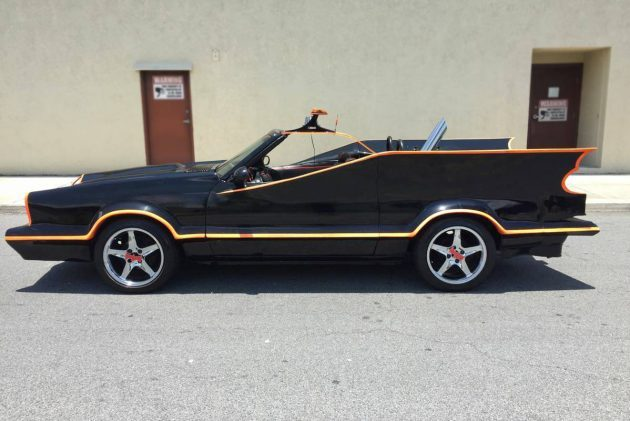 Batstang! 1987 Ford Mustang Custom