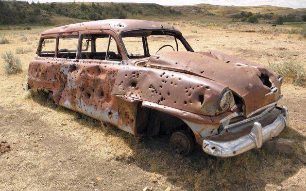 Holier Than Thou: 1954 Plymouth Wagon