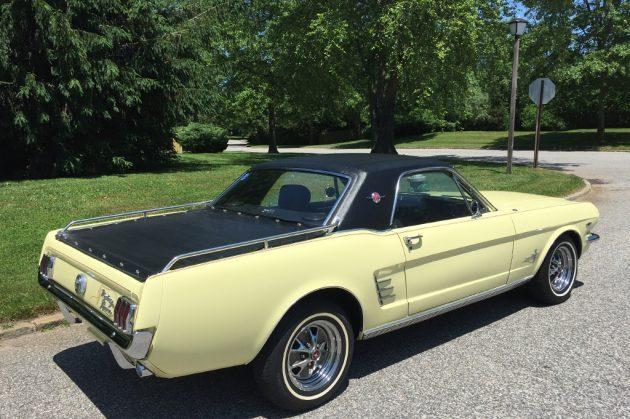Mustero! 1966 Ford Mustang Ranchero