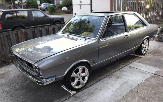 Das Restomod: 1975 Audi Fox