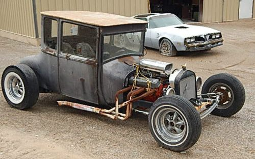 Down Mexico Way: 1927 Ford Model T Hot Rod
