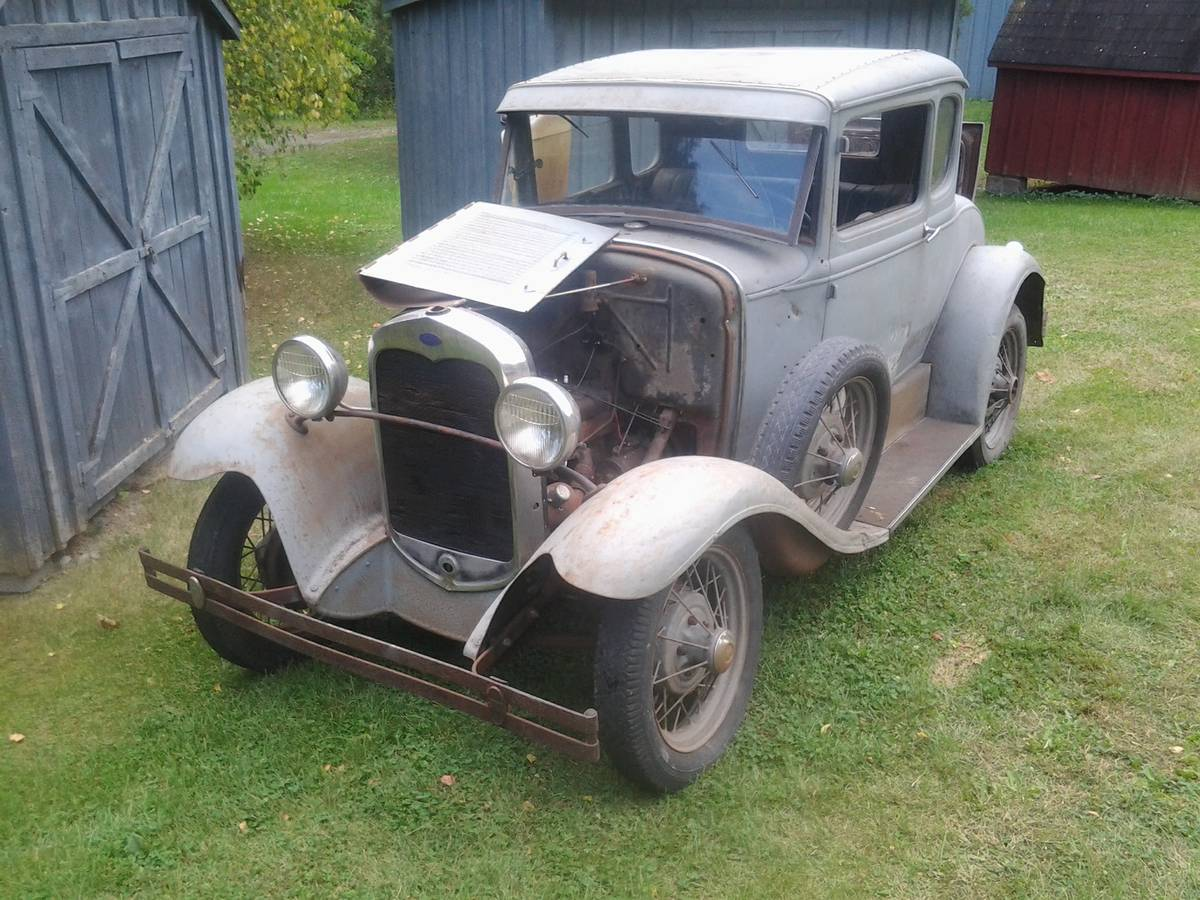 From A To Barn Find: 1930 Model A Ford