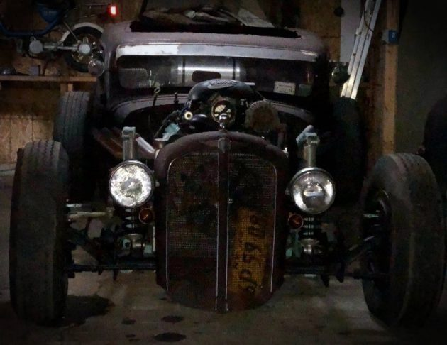FrankenRod: 1933 Buick Rat Rod