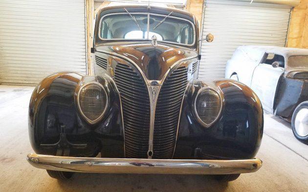 A Real Survivor? 1938 Ford Sedan