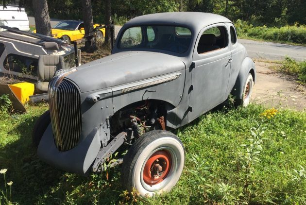 Yard Find! 1938 Plymouth Hot Rod