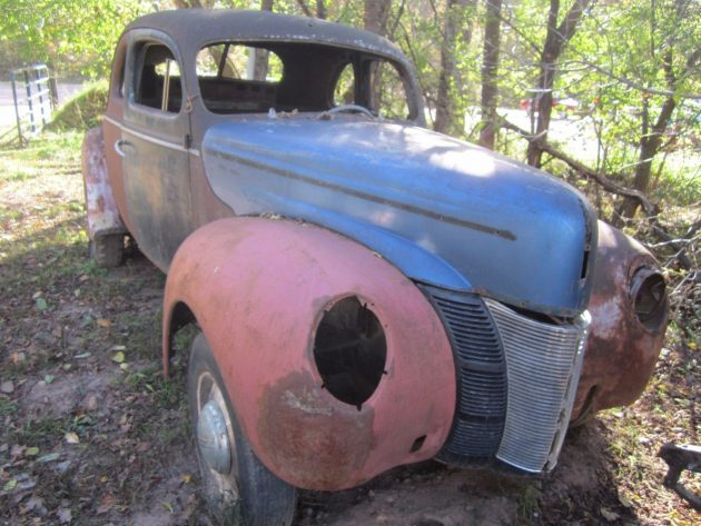 High Build Primer Build: 1940 Ford Coupe
