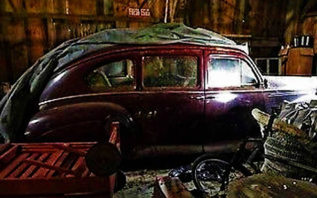 V12 Flathead Project: 1940 Lincoln Zephyr