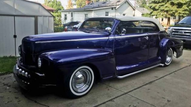 Hot Rod Lincoln And Custom Monte Carlo Auction