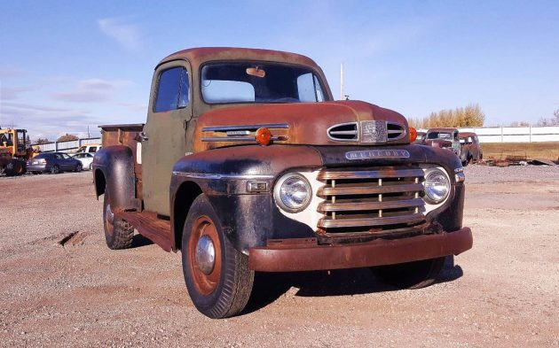 Our Friends In North Dakota Are At It Again They Just Found Another Canadian Built Ford Truck This One Is A Mercury M68 And Beast Of