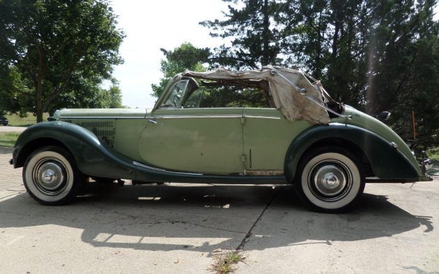 The Life of Riley: 1951 Riley RMD
