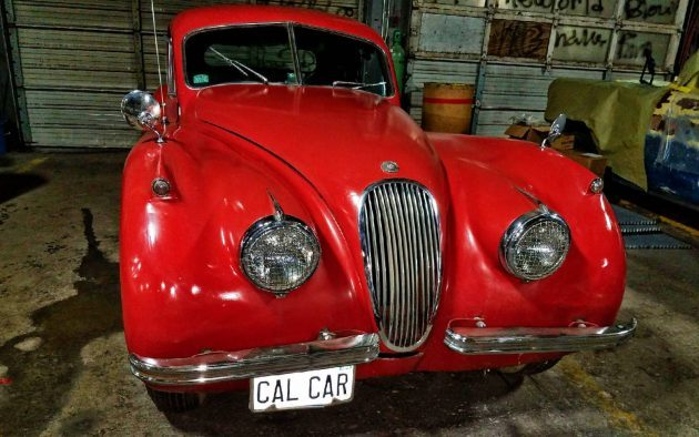 Running And Driving: 1953 Jaguar XK120 FHD