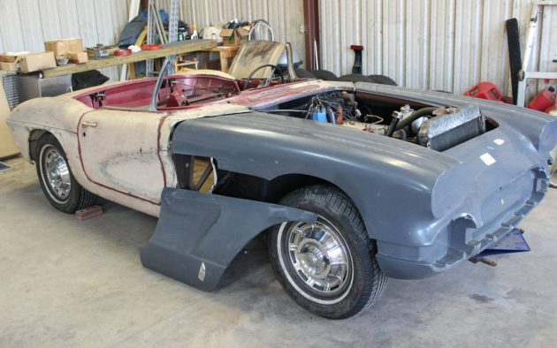 Solid Axle Apology: 1961 Chevrolet Corvette