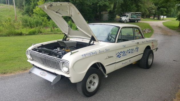 Meaty Bird: 1962 Ford Falcon Gasser