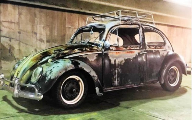 Beauty In The Eye Of The Beholder: 1962 VW Beetle
