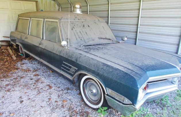 Conflict Of Interest: 1965 Buick Hearse or Ambulance