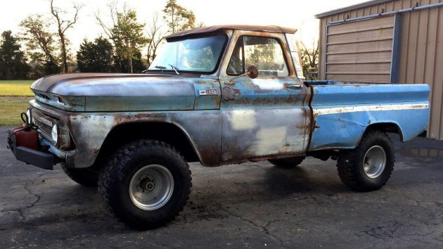 Shortbed 4x4 1965 Chevrolet C10