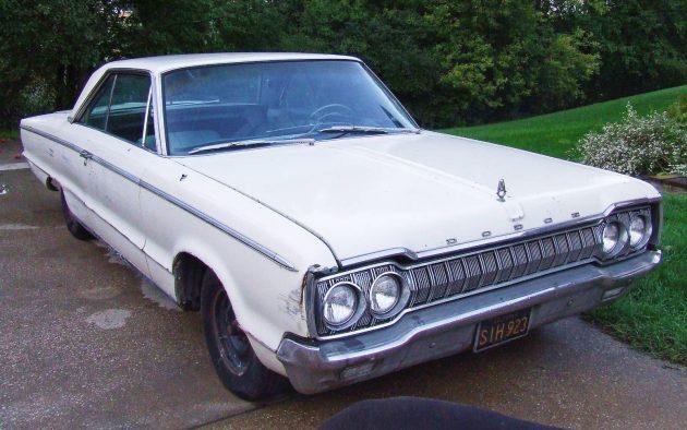 2017 Dodge Charger >> Black Plate Mopar: 1965 Dodge Custom 880