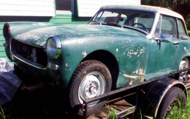 BF Auction: 1966 Austin Healey Sprite