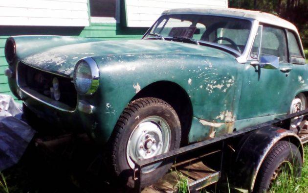 BF Auction: 1966 Austin Healey Sprite