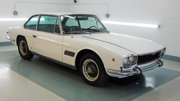 Number Six: 1967 Maserati Mexico