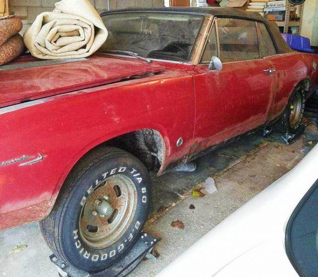 HO Drop Top: 1967 Plymouth Barracuda