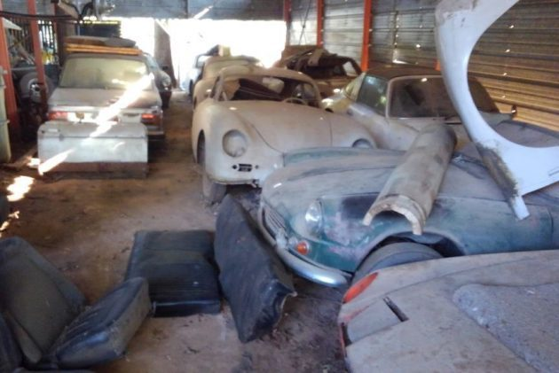 Still in the Barn – 1968 Mustang and More!
